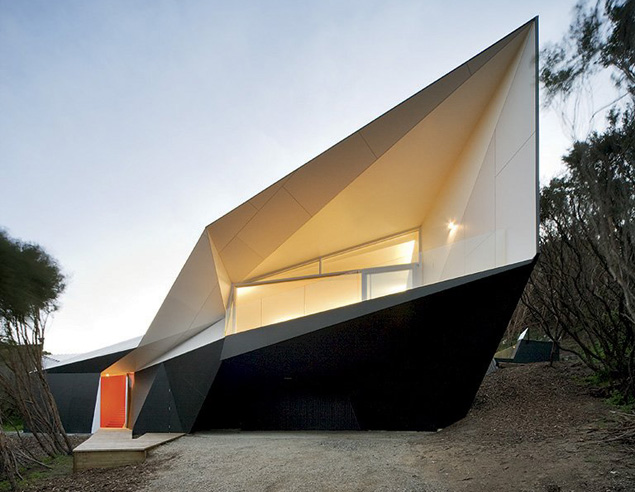 8 of the most unusual homes in australia - Unusual Home Designs