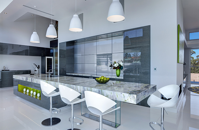 2013 39 s best kitchens and bathrooms build for Sa kitchen designs