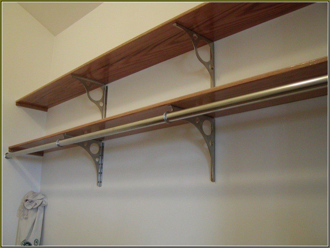 Bracket shelving | BUILD
