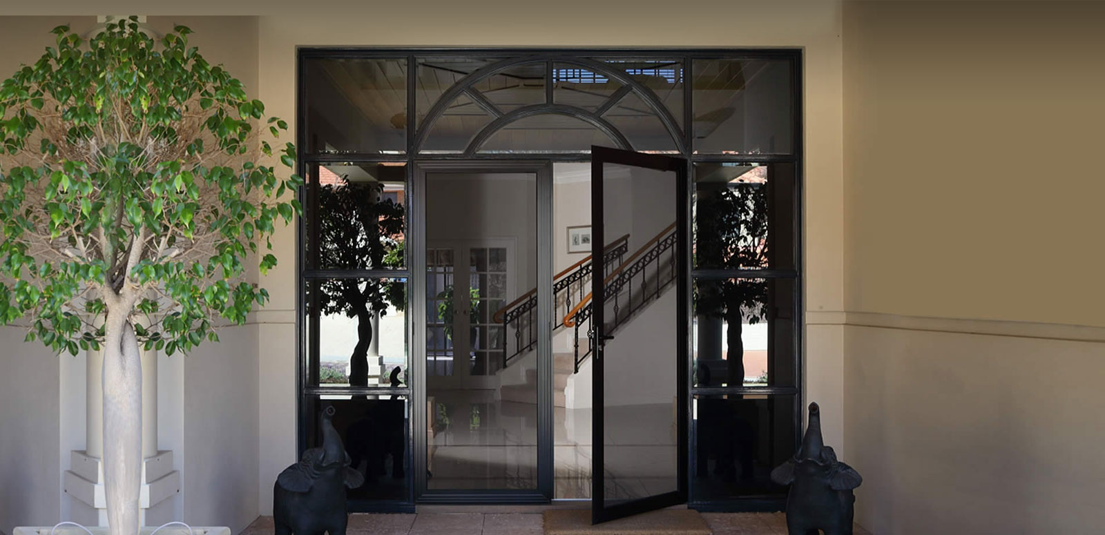 775 #476330 Home Security With Sturdy Steel Doors Can Let You Holiday In Peace  save image Steel Doors For Home 43671600