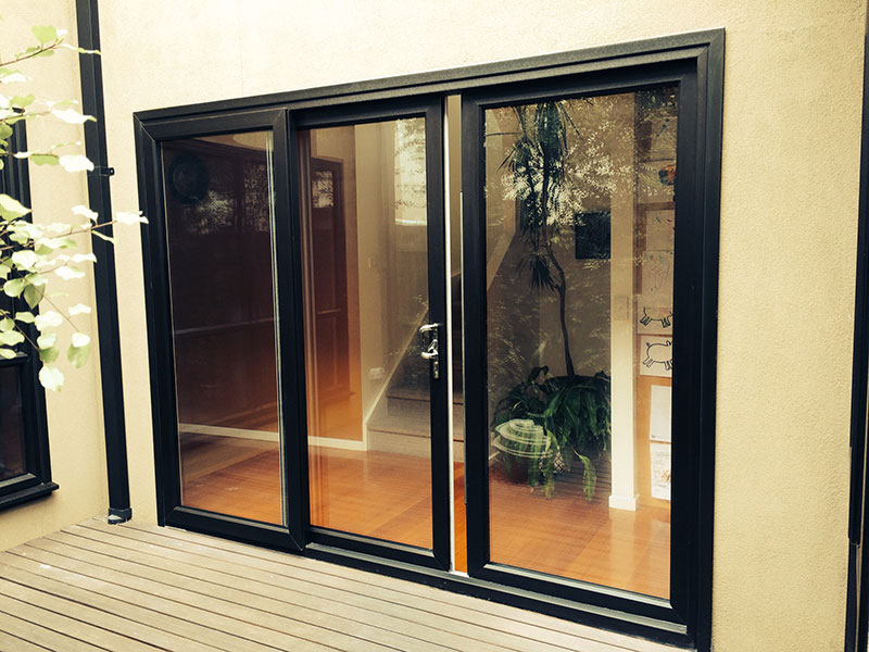Idea 9132 posted by ecostar double glazing build for Double glazed sliding patio doors