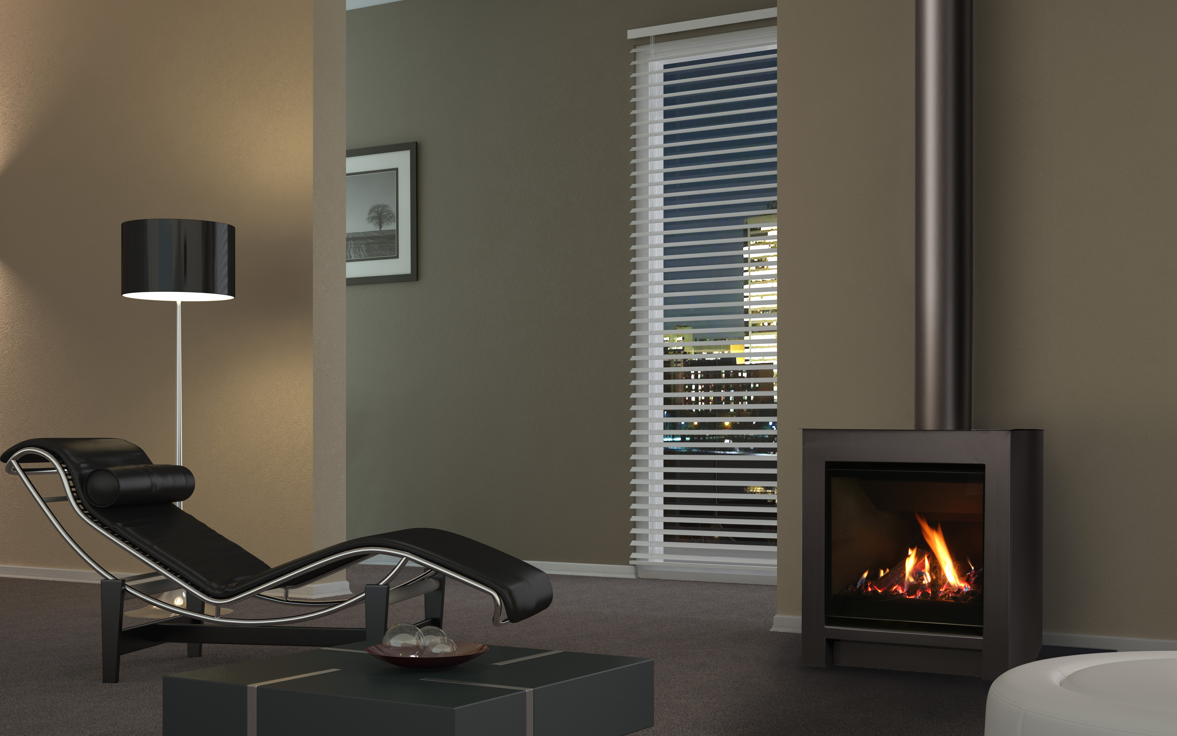 freestanding natural gas fireplaces home design inspirations