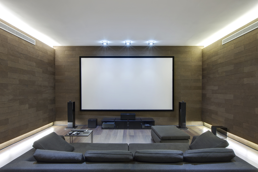 How Much Does it Cost to Build a Home Theater Room?