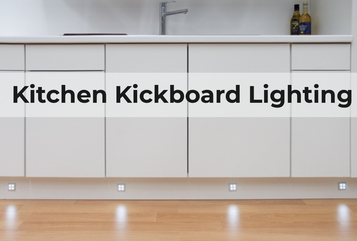 is it possible to light up kitchen kickboards cost-effectively? | build
