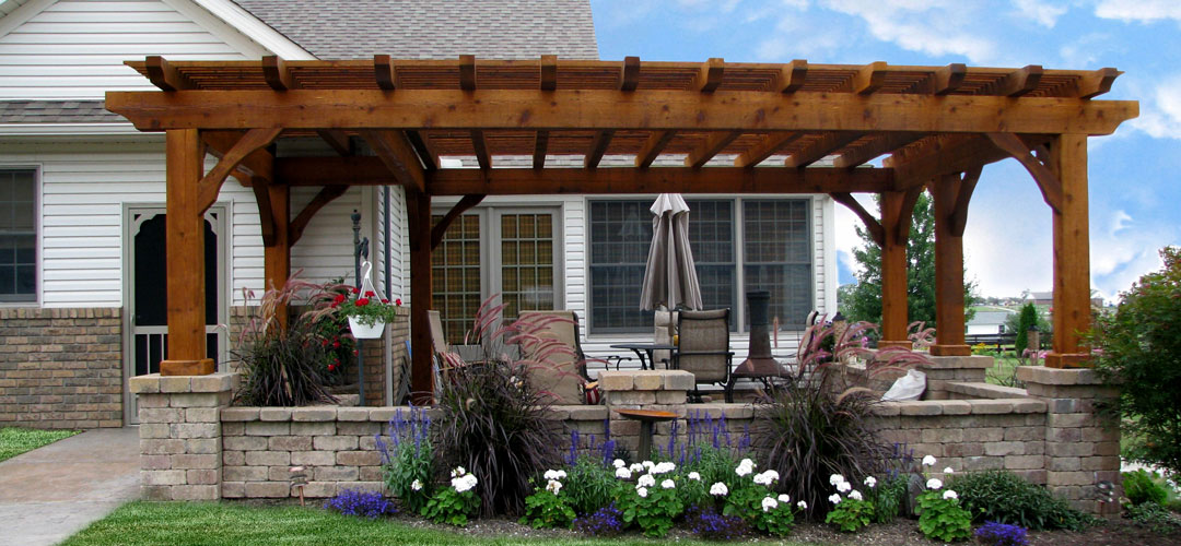Which Type of Pergola Design Suits Your Home? - Get The ...