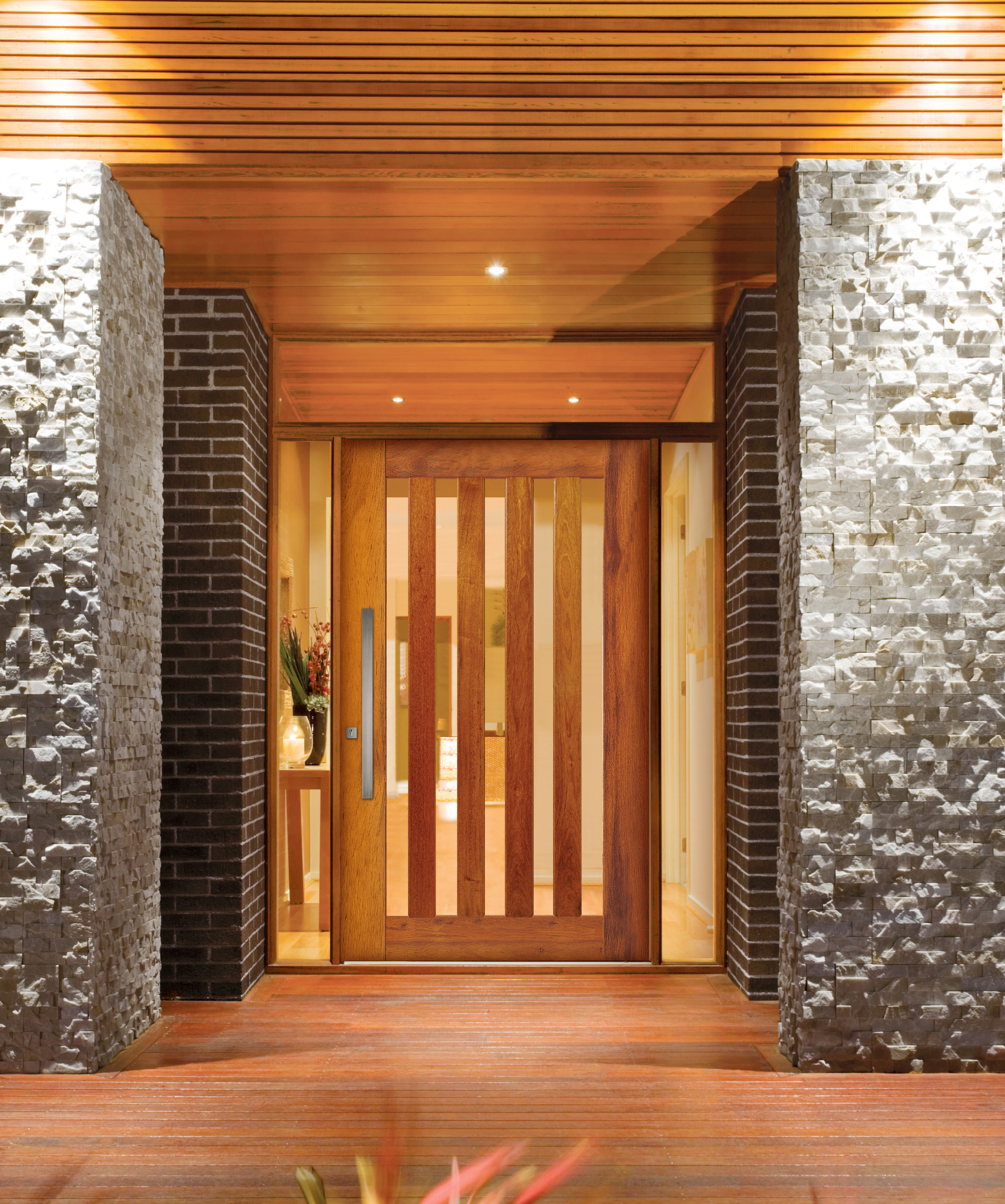 Amp up your home s curb appeal with a new front door build for Building front door design