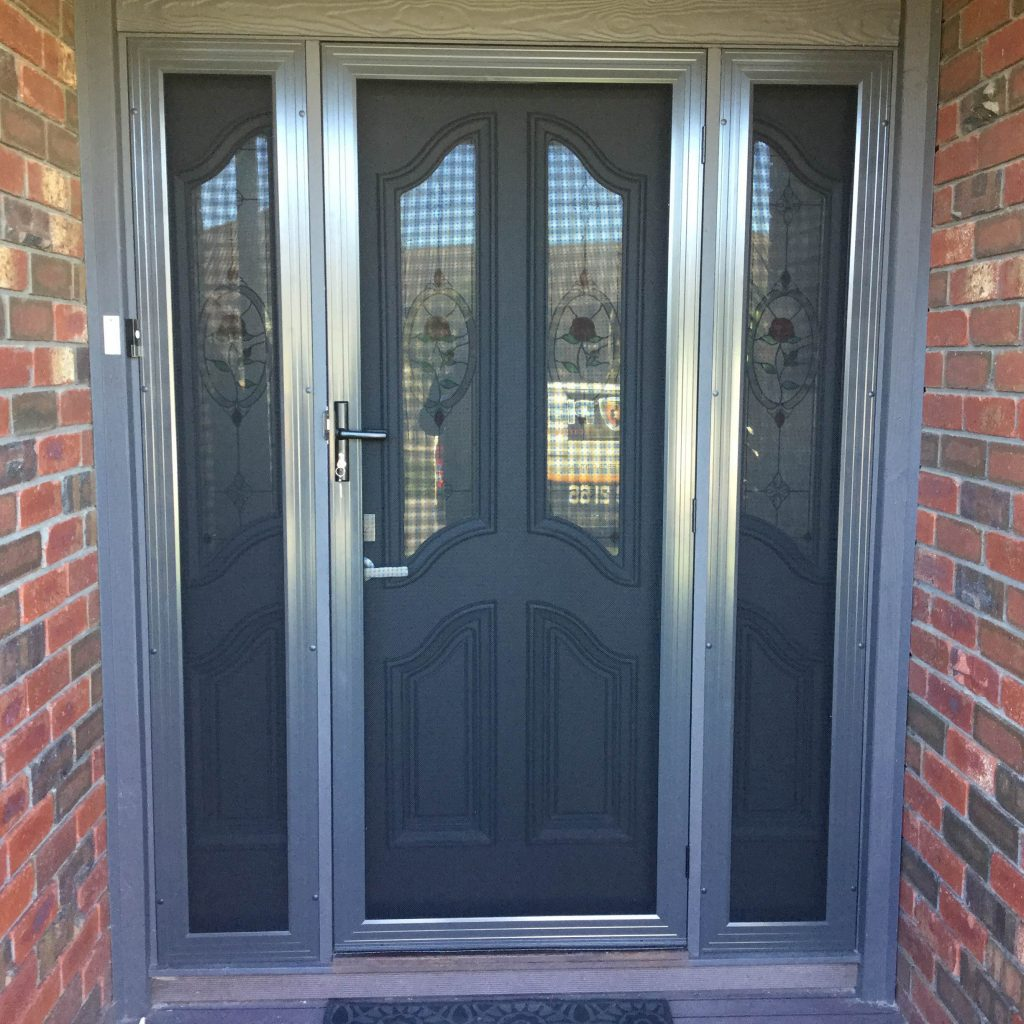 1024 #865246 Ultra Safe Stainless Steel Screens BUILD save image Stainless Steel Front Doors For Homes 47671024
