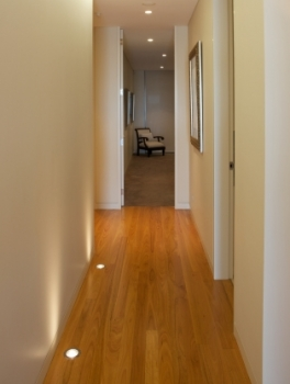 Hallway and foyer floors