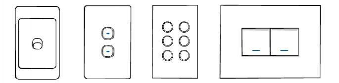Light switch types. Different ...  sc 1 st  build & Light switch types | BUILD azcodes.com