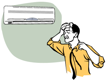 6 airconditioner disasters