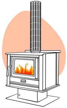 Wood Heaters And Fireplaces Build