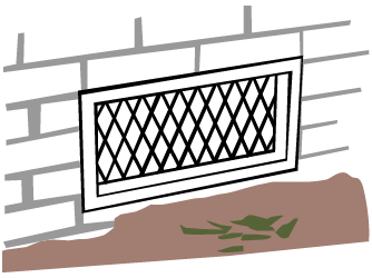 Foundation vent