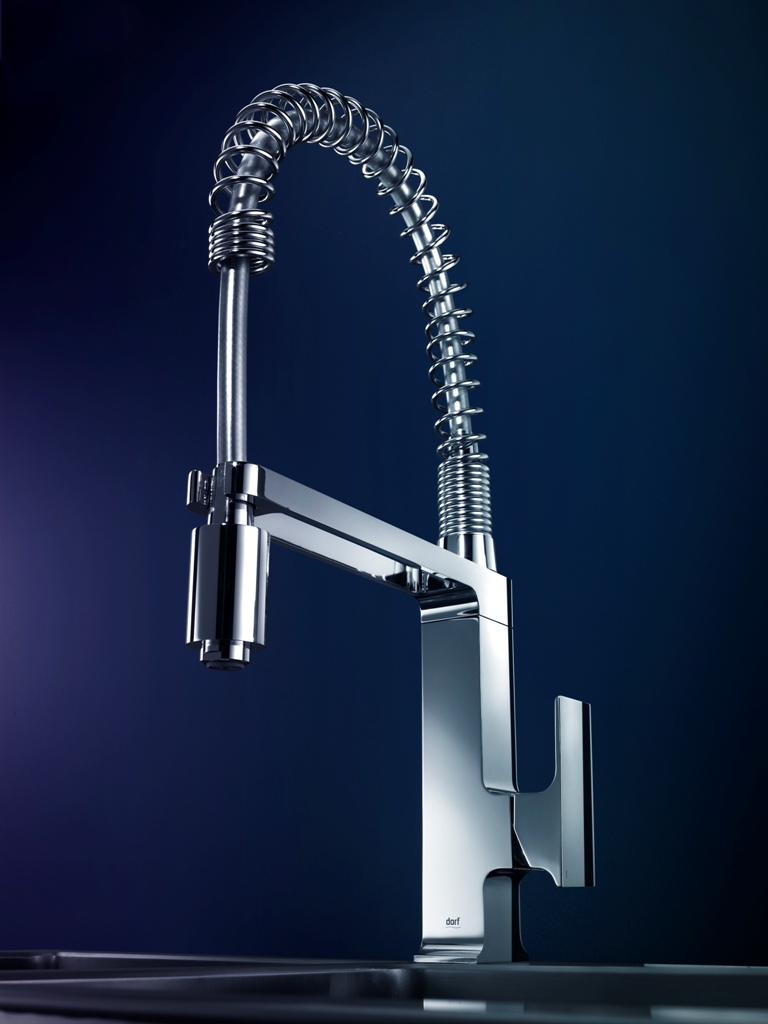 product news dorf jovian pull sink mixer tap build
