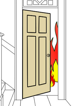 Building regs fire doors