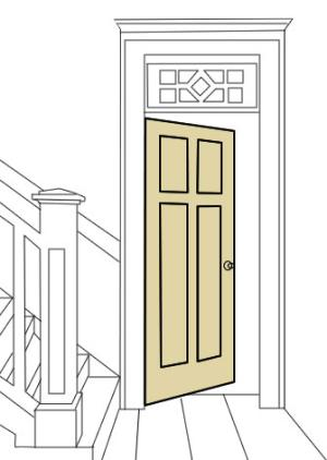How to choose internal doors