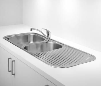 Stainless steel kitchen sinks | BUILD