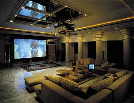Charming Home Theatre Lighting Awesome Ideas