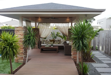Outdoor gazebo kits and pergola roofing materials for Gazebo cost to build