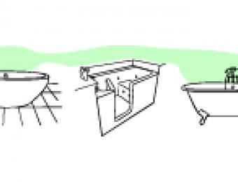 Bathtub height and position | BUILD