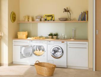 Standard Laundry Spaces And Clearances Build