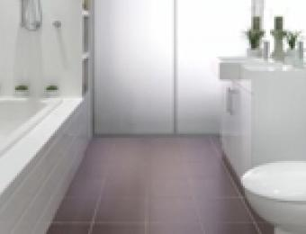 Bathroom floors BUILD