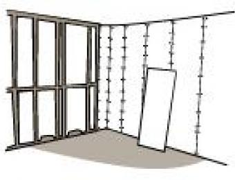 Hollow Core Slab Ceilings Build