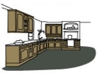 Single Wall Kitchens Build