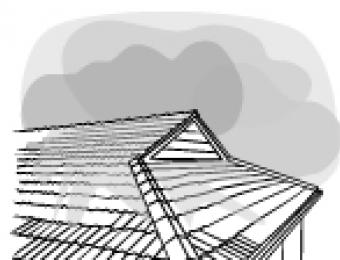 weatherproofing and roofs - Gabled Roof