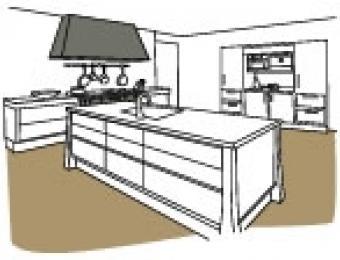Single Wall Kitchens