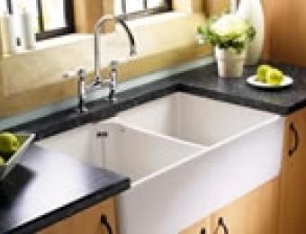 Porcelain Or Ceramic Kitchen Sinks