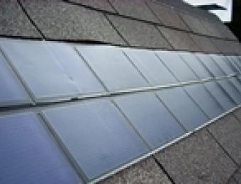 Solar Power Pergolas Build