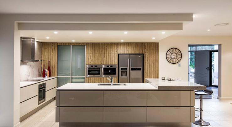 See previous newsletters for Carcass kitchen cabinets