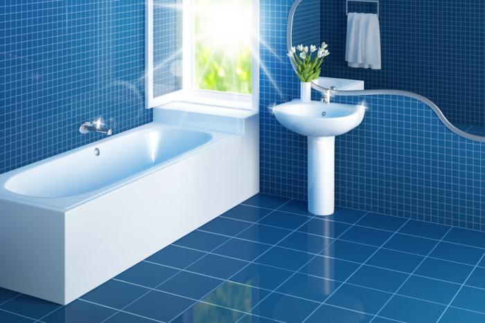 10 Easy Ways to Keep Your Bathroom Sparkling Clean BUILD