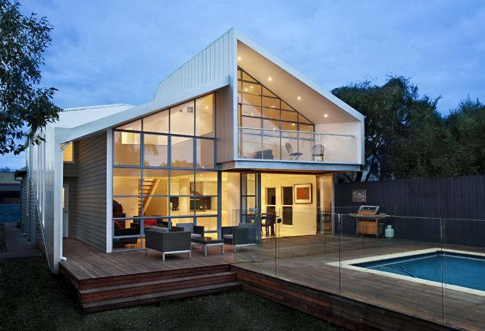 fantastic house renovation app. Cloud House by McBride Charles Ryan 10 of Australia s best  face saving renovations BUILD