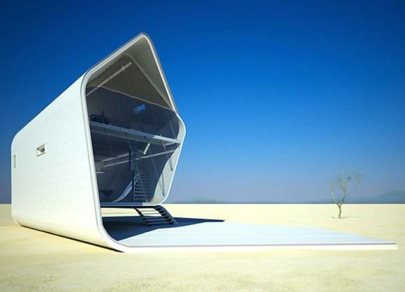 california roll house source - Extreme Houses