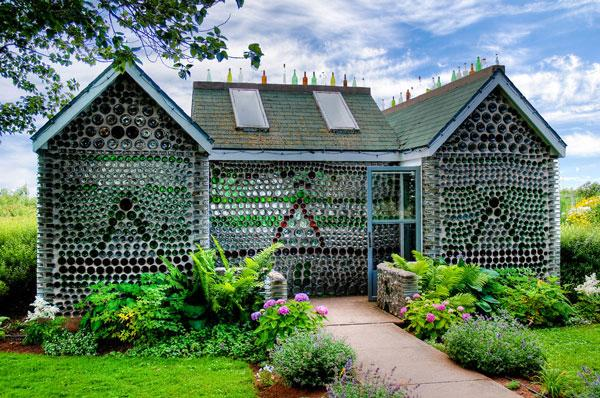 27 amazing homes built from 11 unusual materials | BUILD on glass house designs, playing card house designs, miniature house designs, box house designs, boxcar house designs, toothpick house designs, wooden doll house designs, birdhouse house designs, pump house designs, tube house designs,