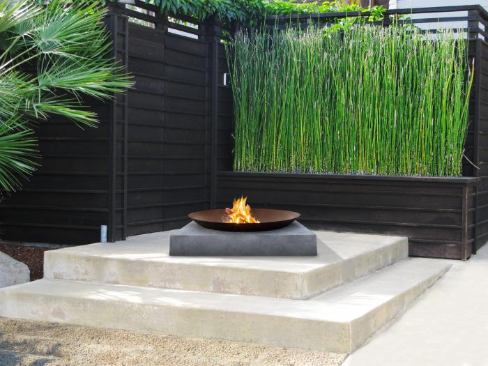 Match your fire pit to your garden style | BUILD