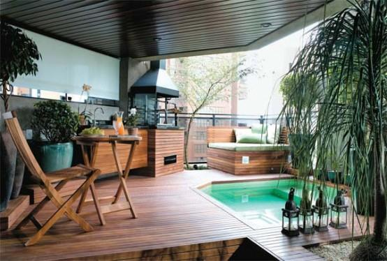 16 clever ways to improve your balcony build - Ways enhancing balcony ...