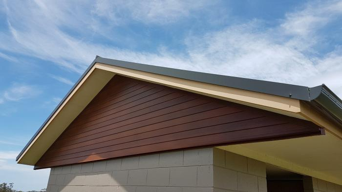 Spruce Up Your Gable Ends With Decoclad Build