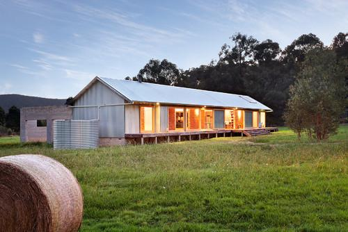 the best of australian bush houses build shed architecture merges concrete wood and aluminum in a