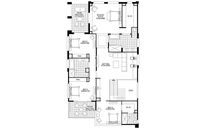 Masterton house plans house and home design for Masterton home designs