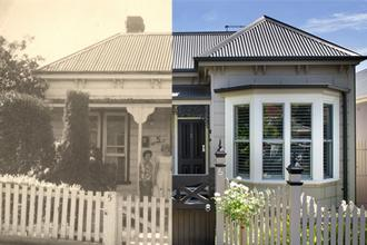 Victorian Cottage Renvovation Before And After Photos