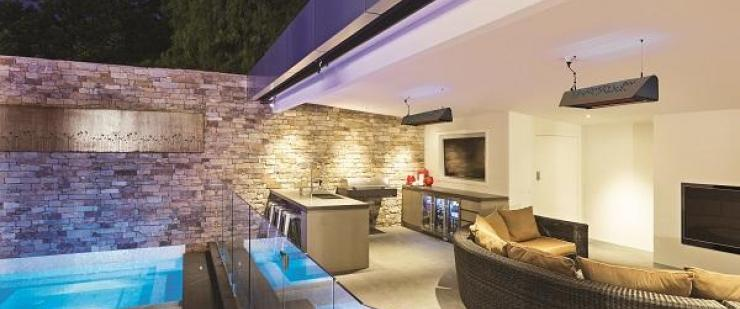 Four steps to creating the ultimate BBQ area