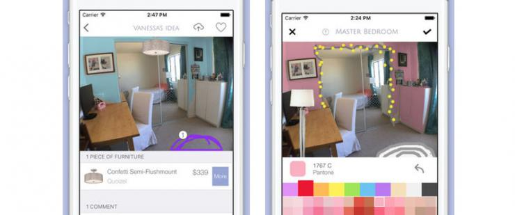 Four apps that will redesign your home: From floor plans to designer items